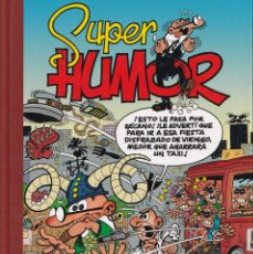 Cómics: SUPER HUMOR - MORTADELO Y FILEMÓN 34 - 2009 EDICIONES B. Lote 243668745