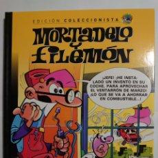 Cómics: MORTADELO Y FILEMÓN. ED. COLECCIONISTA.. Lote 243779810