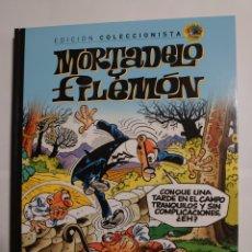 Cómics: MORTADELO Y FILEMÓN. ED. COLECCIONISTA.. Lote 243782450