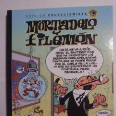 Cómics: MORTADELO Y FILEMÓN. ED. COLECCIONISTA.. Lote 243784175