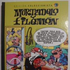 Cómics: MORTADELO Y FILEMÓN. ED. COLECCIONISTA.. Lote 243787160