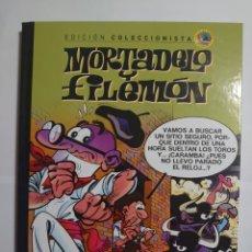Cómics: MORTADELO Y FILEMÓN. ED. COLECCIONISTA.. Lote 243789490
