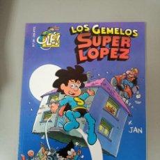 Cómics: X LOSGEMELOS SUPERLOPEZ (FANS 26. EDICIONES B). Lote 243803680