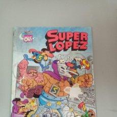 Cómics: X SUPER LOPEZ 1 A 79, DE JAN (EN SUPER HUMOR, COLECCION FANS Y ALGUNOS EN OLE)(VER FOTOS Y RELACION). Lote 243815145