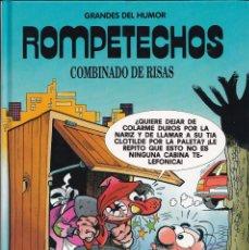 Cómics: COMBINADO DE RISAS - ROMPETECHOS - GRANDES DEL HUMOR 5 - EDICIONES B 1996. Lote 243884865