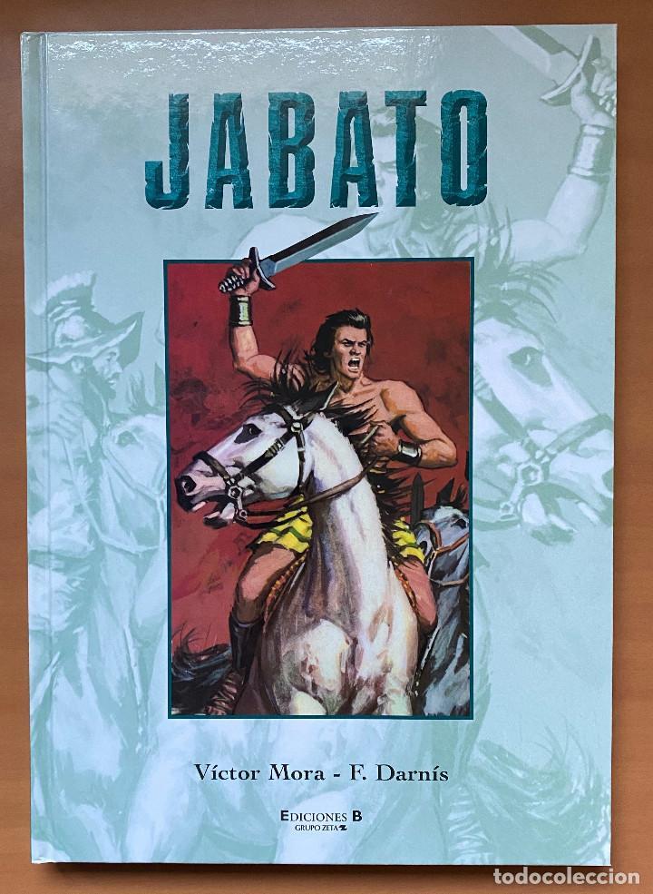 CÓMIC SUPER JABATO Nº 1 - EDICIONES B - GRUPO ZETA (Tebeos y Comics - Ediciones B - Clásicos Españoles)