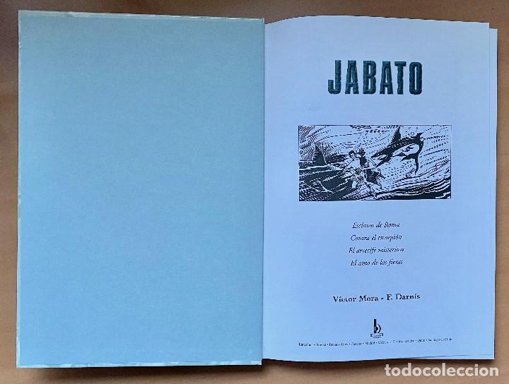 Cómics: Cómic Super Jabato nº 1 - Ediciones B - Grupo Zeta - Foto 4 - 244182400