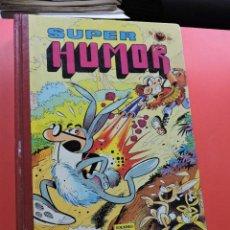 Cómics: SUPER HUMOR 5. MORTADELO Y FILEMÓN. EDICIONES B 1987. Lote 244471655