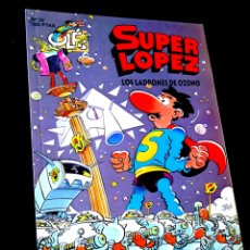 Cómics: CASI EXCELENTE ESTADO 1° PRIMERA EDICION SUPER LOPEZ 22 COMICS EDICIONES B. Lote 244481470