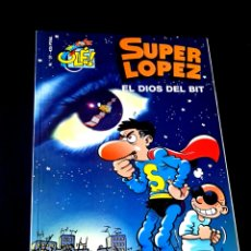 Cómics: CASI EXCELENTE ESTADO 1° PRIMERA EDICION SUPER LOPEZ 37 COMICS EDICIONES B. Lote 244482415