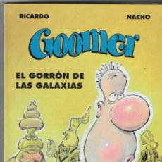 Cómics: GOOMER -- Nº2 EL GORRÓN DE LAS GALAXIAS -- TAPA DURA. Lote 244609325