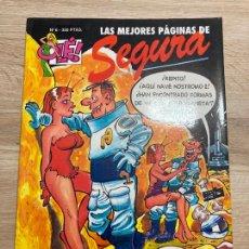 Comics : COLECCION OLE VARIOS 1993 Nº 6. LAS MEJORES PAGINAS DE SEGURA. EDICIONES B 1994. Lote 244987580