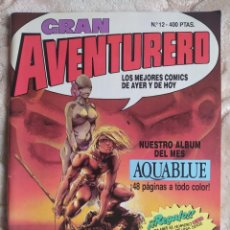 Cómics: GRAN AVENTURERO - NÚMERO 12 - DRAGON COMICS - EDICIONES B. Lote 245077365