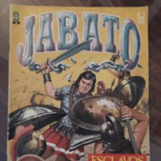 Cómics: JABATO - ESCLAVOS DE ROMA - NÚMERO 1 - EDICIONES B - EDICIÓN COLECCIONABLE - COL. SUPER AVENTURAS. Lote 245101200