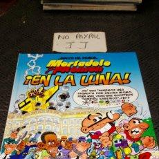 Cómics: MAGOS DEL HUMOR MORTADELO Y FILEMON 127 EN LA LUNA. Lote 245105355