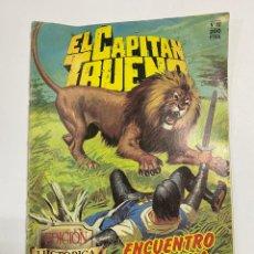 Cómics: EL CAPITÁN TRUENO. Nº 100 - ENCUENTRO EN LA SELVA. EDICIÓN HISTÓRICA. EDICIONES B.. Lote 245175485