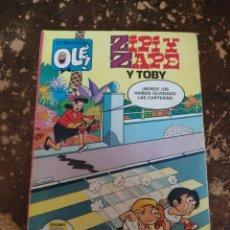 Cómics: COLECCIÓN OLÉ! ZIPI Y ZAPE Y TOBY, 259-Z. 16 (ED. B). Lote 245247150