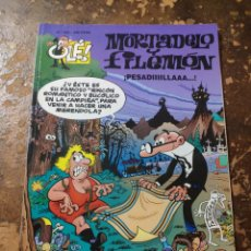 Cómics: COLECCIÓN OLÉ! MORTADELO Y FILEMÓN ¡PESADIIIILLAAA...!, 124 (ED. B). Lote 245264250