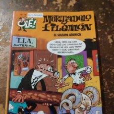 Cómics: COLECCIÓN OLÉ! MORTADELO Y FILEMÓN EL SULFATO ATÓMICO, 100 (ED. B). Lote 245265210
