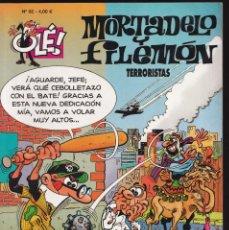 Cómics: TERRORISTAS - MORTADELO Y FILEMÓN - COLECCIÓN OLÉ Nº 92 - EDICIONES B 2008. Lote 245450450