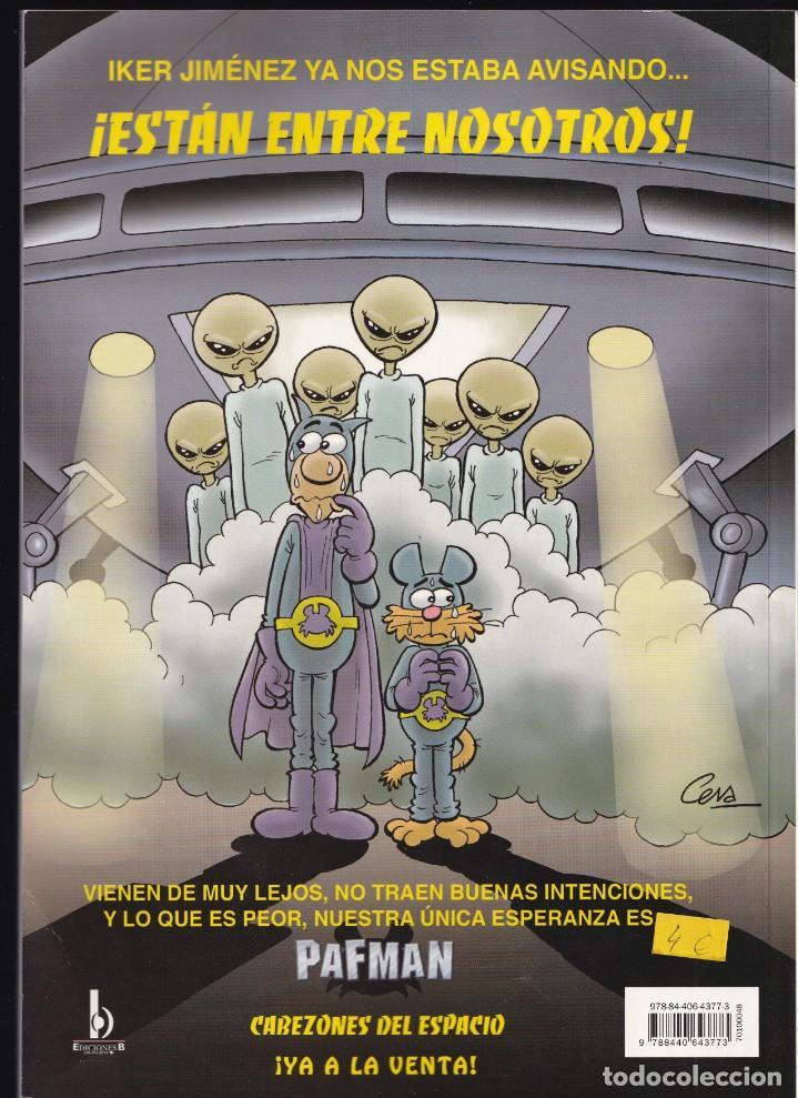 Cómics: EL S.O.E. - MORTADELO Y FILEMÓN - COLECCIÓN OLÉ- Nº 48 EDICIONES B 2007 - Foto 2 - 245467175