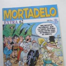 Comics: MORTADELO - EXTRA - Nº 62 - EDICIONES B MUCHOS EN VENTA MIRA TUS FALTAS E8X3. Lote 245644085