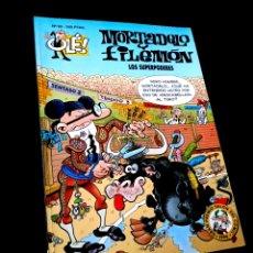 Cómics: MUY BUEN ESTADO 1° PRIMERA EDICION MORTADELO Y FILEMON 93 TEBEOS EDICIONES B. Lote 245775155