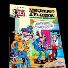 Cómics: MUY BUEN ESTADO 1° PRIMERA EDICION MORTADELO Y FILEMON 113 TEBEOS EDICIONES B. Lote 245777555