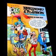 Cómics: MUY BUEN ESTADO 1° PRIMERA EDICION MORTADELO Y FILEMON 112 TEBEOS EDICIONES B. Lote 245777790