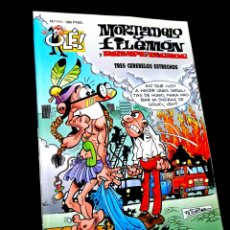 Cómics: MUY BUEN ESTADO 1° PRIMERA EDICION MORTADELO Y FILEMON 111 TEBEOS EDICIONES B. Lote 245778260