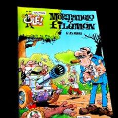 Cómics: MUY BUEN ESTADO 1° PRIMERA EDICION MORTADELO Y FILEMON 86 TEBEOS EDICIONES B. Lote 245778865