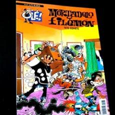 Cómics: MUY BUEN ESTADO 3° TERCERA EDICION MORTADELO Y FILEMON TETE COHETE TEBEOS EDICIONES B. Lote 245779495