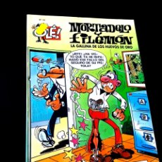 Cómics: MUY BUEN ESTADO 1° PRIMERA EDICION MORTADELO Y FILEMON 26 TEBEOS EDICIONES B. Lote 245782940