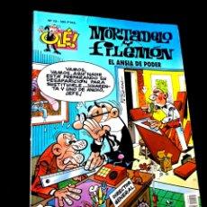 Cómics: MUY BUEN ESTADO 2° SEGUNDA EDICION MORTADELO Y FILEMON 10 TEBEOS EDICIONES B. Lote 245783390