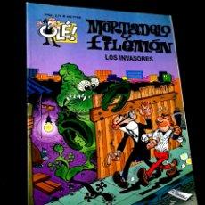 Cómics: MUY BUEN ESTADO 4° CUARTA EDICION MORTADELO Y FILEMON 69 TEBEOS EDICIONES B. Lote 245783825