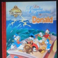 Cómics: SUPER DISNEY: LAS GRANDES AVENTURAS DE DONALD # 8 [EDICIONES B]. Lote 245882665