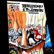 Cómics: MUY BUEN ESTADO 3° TERCER EDICION MORTADELO Y FILEMON 58 TEBEOS EDICIONES B. Lote 245883095