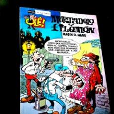 Cómics: MUY BUEN ESTADO 2° SEGUNDA EDICION MORTADELO Y FILEMON 55 TEBEOS EDICIONES B. Lote 245883450