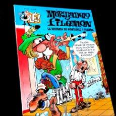 Cómics: MUY BUEN ESTADO 5° QUINTA EDICION MORTADELO Y FILEMON 107 TEBEOS EDICIONES B. Lote 245884475