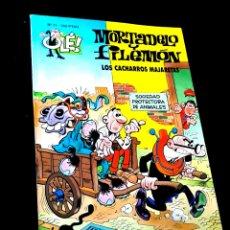 Cómics: MUY BUEN ESTADO 1° PRIMERA EDICION MORTADELO Y FILEMON 71 TEBEOS EDICIONES B. Lote 245884760