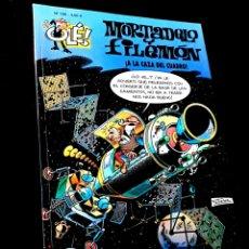 Cómics: EXCELENTE ESTADO 5° QUINTA EDICION MORTADELO Y FILEMON 105 TEBEOS EDICIONES B. Lote 245890405