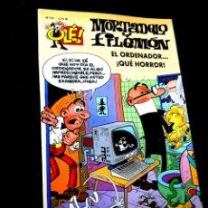 Cómics: EXCELENTE ESTADO 2° SEGUNDA EDICION MORTADELO Y FILEMON 161 TEBEOS EDICIONES B. Lote 262635085