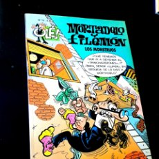 Cómics: EXCELENTE ESTADO 4° CUARTA EDICION MORTADELO Y FILEMON 70 TEBEOS EDICIONES B. Lote 245891915