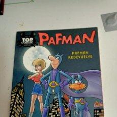 Cómics: X PAFMAN REDEVUELVE, DE JOAQUIN CERA (TOP COMICS 1. EDICIONES B). Lote 245903425