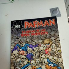 Cómics: X PAFMAN. LA NOCHE DE LOS VIVOS MURIENTES, DE JOAQUIN CERA (TOP COMICS 2. EDICIONES B). Lote 245903700