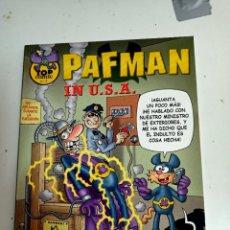 Cómics: X PAFMAN IN USA, DE JOAQUIN CERA (TOP COMICS 3. EDICIONES B). Lote 245903940