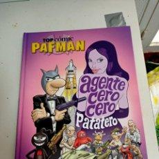 Cómics: X PAFMAN AGENTE CERO CERO PATATERO, DE JOAQUIN CERA (EDICIONES B). Lote 245905605