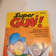 Cómics: M-14 LIBRO SUPER GUAI Nº 1 EDICIONES B. Lote 246012080