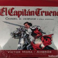Cómics: EDICION DE COLECCIONISTA: EL CAPITAN TRUENO: CHANDRA, EL USURPADOR.NUEVO, PRECINTADO SIN ABRIR. Lote 246048335