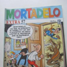 Cómics: MORTADELO EXTRA . Nº 57. EDICIONES B MUCHOS EN VENTA MIRA TUS FALTAS E8X4. Lote 246058045